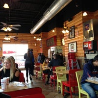 Photo taken at Cook-Out by Jeff Cruz T. on 11/17/2012