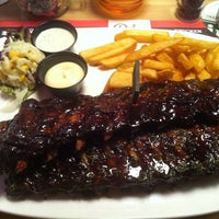 Photo taken at Ribs Factory by Gabrie v. on 10/29/2013