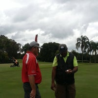 Photo taken at Palm Meadows Golf Course by Sue T. on 8/22/2015