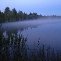 Photo taken at Громово by Diana on 6/8/2013