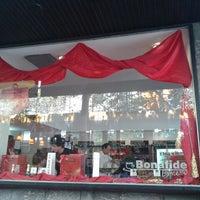 Photo taken at Bonafide by FechoX T. on 1/4/2013