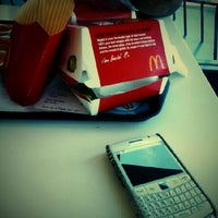 Photo taken at McDonald's by Abbas R. on 3/7/2013