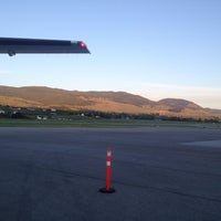 Photo taken at Kelowna International Airport (YLW) by Saulius P. on 7/7/2013