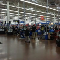 Photo taken at Walmart Supercenter by Kurt on 12/8/2012