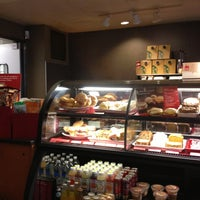 Photo taken at Starbucks by Noha Z. on 12/31/2012