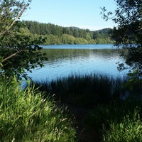 Photo taken at Lake Padden Park by Andrea H. on 7/8/2013