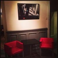 Photo taken at Café Stift by Fredrik L. on 1/3/2014