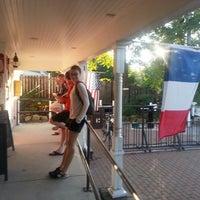 Photo taken at PB Boulangerie Bistro by Vinnie M. on 8/14/2014