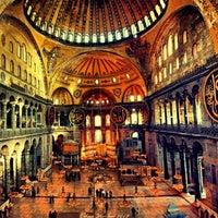 Photo taken at Hagia Sophia by Onur Ö. on 5/16/2013