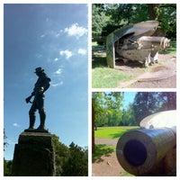 Das Foto wurde bei Woodland Park von J.P. S. am 6/14/2013 aufgenommen