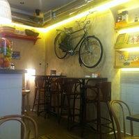 Снимок сделан в Caffe Centrale пользователем Юрий 7/7/2013
