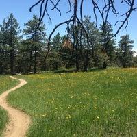 Photo taken at Heil Valley Ranch by Derek B. on 6/2/2013