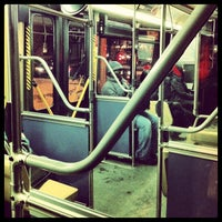 Photo taken at MBTA Bus Route 71 - Harvard Sq/Watertown Sq by Kateryna on 1/4/2013
