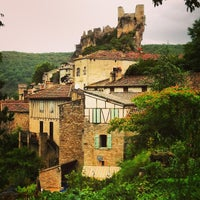 Photo taken at Chateau De Penne by Rodrigo on 8/27/2013