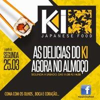 Foto tirada no(a) Ki Japanese Food por Thelma R. em 3/16/2013