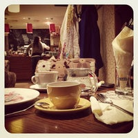 Photo taken at Gourmet Coffee by Jelena on 9/22/2012