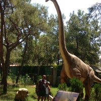 Photo taken at Dino Park by Tuğba E. on 7/14/2013