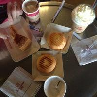Photo taken at Juan Valdez Café by Nicolas P. on 1/27/2013
