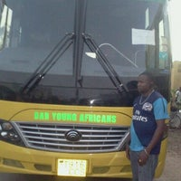 Photo taken at Young Africans Sports Club HQ by INNOCENT L. on 9/22/2012
