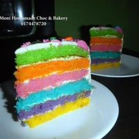 Photo taken at Moni Homemade Choc & Bakery by EiLa! . on 1/28/2013