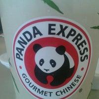 Photo taken at Panda Express by Brandon H. on 4/18/2014