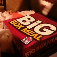 Photo taken at Taco Bell by Brandon H. on 11/18/2012