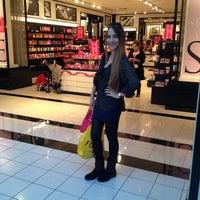 Photo taken at Victoria's Secret PINK by Gülşah Gizem Angı on 1/12/2014