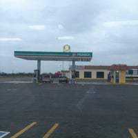 Photo taken at gasolinera by Beto R. on 3/26/2013