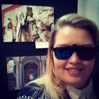 "Photo taken at Арт–проект ""Квартира 50"" by Alёna L. on 4/10/2013"