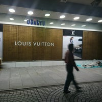Photo taken at Louis Vuitton 小田急新宿店 by Andrey K. on 10/10/2016
