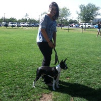 Photo taken at Destin Dog Park by Brian W. on 5/5/2013