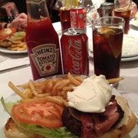 Photo taken at Alfredo's Barbacoa by Henar on 12/8/2012