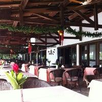 Photo taken at Pousada dos Pireneus Resort by Soraya on 11/27/2012