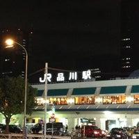 Photo taken at Shinagawa Station by 小西 on 2/17/2013