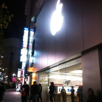 Photo taken at Apple Store by A N. on 12/14/2012