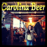 Photo taken at Carolina Beer Company by Carolina on 3/10/2013