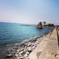 5/4/2013にrhythm4masaが秋谷海岸で撮った写真