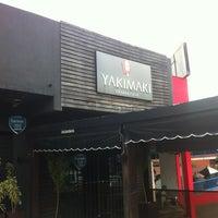 Photo taken at Yakimaki Temakeria by César C. on 2/27/2013