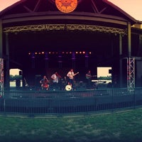 Photo taken at Jeffersonville Riverstage by Allyson J. on 8/17/2013
