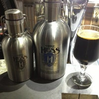 Photo taken at Mike Hess Brewing by Allison M. on 9/30/2013