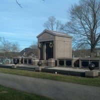 Photo taken at The Jackowitz Crypt by Tim A. on 12/24/2012