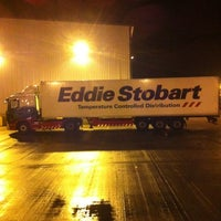 "Photo taken at Stobart Chilled Newark by Chris ""outcast63' K. on 11/20/2012"