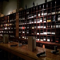 Photo taken at The Wine Cellar Wine & Mezza Bar by Mike N. on 12/13/2013