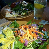 Photo taken at Picazzo's Organic Italian Kitchen by Judith on 1/7/2013