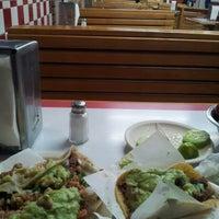 Photo taken at Tacos el Frances by Jorge A. on 1/16/2013