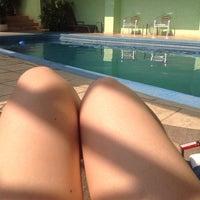 Photo taken at Hotel Orense Express by Gabriela S. on 4/12/2014