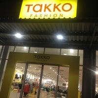 Photo taken at Takko Fashion by Mirek on 3/9/2013