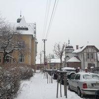 Photo taken at Jablunkov by Mirek on 1/15/2013