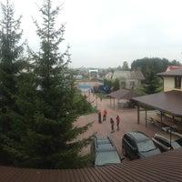 "Photo taken at Ośrodek ""U Buzunów"" by Mirek on 5/2/2013"