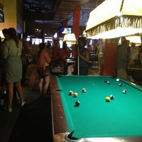 Photo taken at Buffalo Billiards by Maggie on 8/16/2013